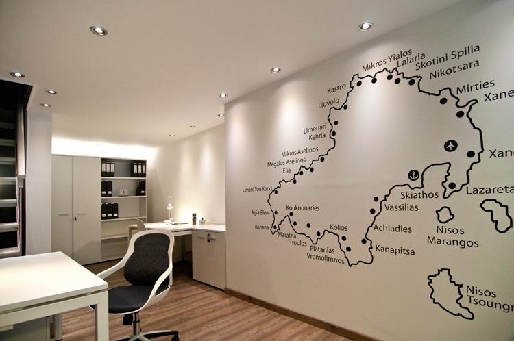 Christos Massouros Athens office interior design