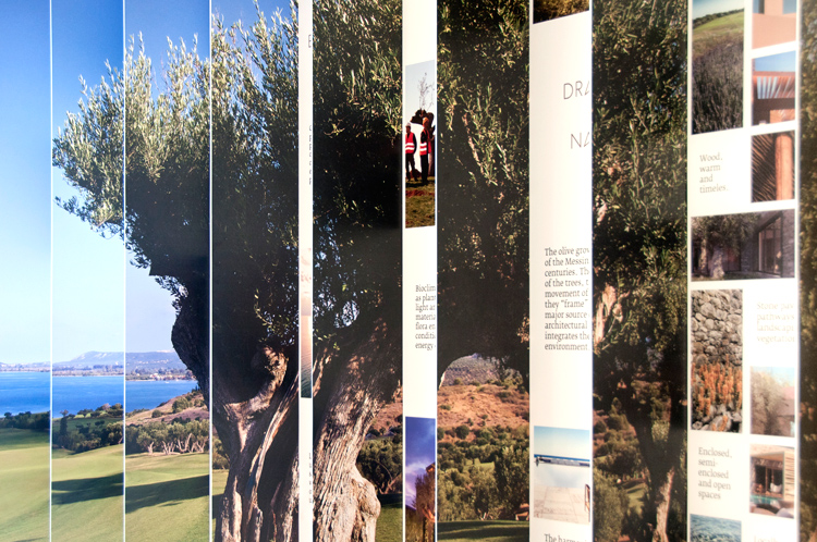 Navarino Residences exhibition design