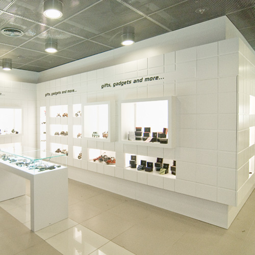 Simpl. / triton concept store retail design